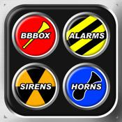 Big Button Box: Alarms, Sirens & Horns