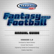 Fanball.com Fantasy Football Annual Guide Magazine 2010 nfl fantasy football