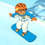 Go Diego Go! Snowboard Rescue
