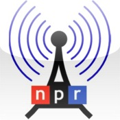 NPR Station Locator for iPad