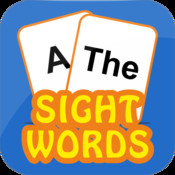 Sight Words - list of sightwords flash cards for kids in preschool, kindergarten, 1st and 2nd grade with questions