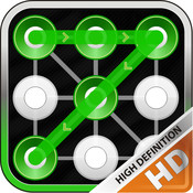 Nine-dot Lock Screen™ for iPad security experts