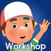 Handy Manny Workshop on iPad