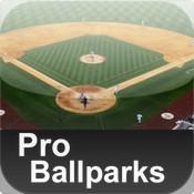 Pro Baseball Teams Ballparks Stadiums