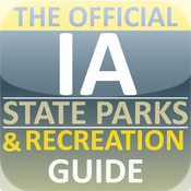 Iowa State Parks, Forests & Rec Guide- Pocket Ranger®