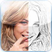 iWipe - Draw & Wipe Funny Sketch Avatar Photo hard drive wipe