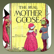 Mother Goose Rhymes and Puzzles