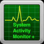 System Activity Monitor for the New iPad free dowanload disk lock