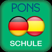 Dictionary Spanish <-> German CONCISE by PONS