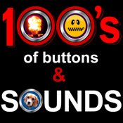 100`s of Buttons and Sounds Pro