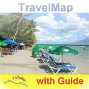 Dominican Republic HD - Travel Map Navigator