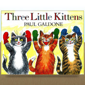 Three Little Kittens by  Paul Galdone free kittens in minnesota
