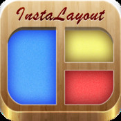 InstaLayout - Collage, Picture Frame, Sticker and Text for square photo