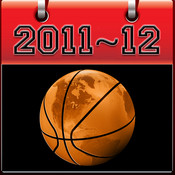 Live Pro Basketball Schedule - iBasketBall 2011-2012 Game Calendar Schedule schedule