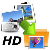 Photo-Sort for iPad - Organize your photos into folders