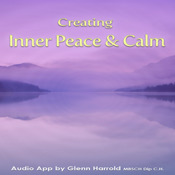 Creating Inner Peace and Calm creating