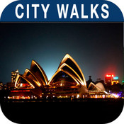 Sydney Walking Tours and Map