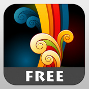 Wallpaper Designer Free - Icon Frames, Shelves, Wallpapers & Glow Backgrounds for Home Screen