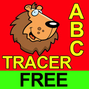ABC Tracer Lite Free - Alphabet flashcard tracing phonics and drawing free email tracing