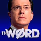 The Colbert Report`s The Word for iPad