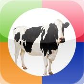 Preschool Games - Farm Animals (Photo Touch