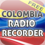 Radio Colombia with Recorder