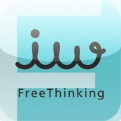 Free Thinking by ideaWallets thinking cap