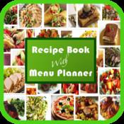 Recipe Book With Menu Planner sushi menu book