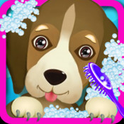 Baby Pet Spa & Salon - Kitty and Puppy Care Makeover Game for kids, boys & girls