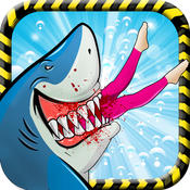 Shark Tank Escape : Hungry Great White Fleeing Dash PRO