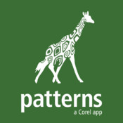 Patterns - Make seamless patterns from your photos corel home office