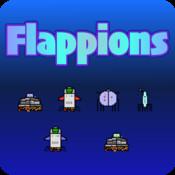 Flappions