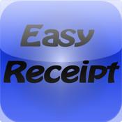 EasyReceipt template receipt