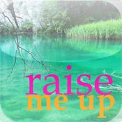 Raise me up 鼓舞我