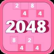 2048 Pretty Candy Pink