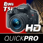 Canon T5i by QuickPro HD