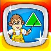 Abby Magic Laptop - Numbers and Shapes for Preschool and Toddlers HD