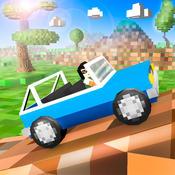 Cube Jeep: Hill Race 3D Full