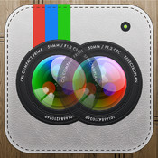 InstaBlend HD - The Arty Double Exposure Blender With Instagram Ready Square Frames!