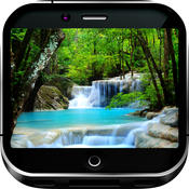 Waterfall Gallery HD – Cool Pictures Retina Wallpapers , Themes Nature and Backgrounds