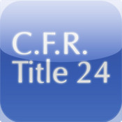 C.F.R. Title 24: Housing and Urban Development