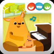 Kangaroo Jump! Leap! Bounce! Music Education for Your Kids