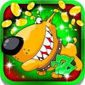 Lucky Dogs Slot Casino - Win a treasure with the free scratch ticket lottery lucky