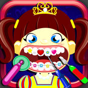 Princess Dentist Makeover Spa - Fun Free Games for Girls