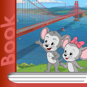 Search and Explore: The Golden Gate Bridge from ABCmouse.com