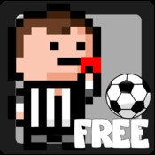Cut and slash the tiny rope holding two football players in the air - cross your fingers and kick the magic soccer puzzles edition 2k14 FREE