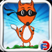 Krazy Clumsy Jump: A Run by Mr Nin-Fox Against Gravity - iPhone