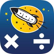 Rocket Math Multiplication