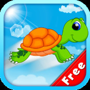 Super Jumping Turtle Hopper PRO - Dominate Tree Trunk Obstacles