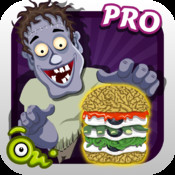 Zombie Burger Salon Pro - Time Management & Cooking game for Kids, girls, Family & everyone